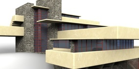 Frank Lloyd Wright Exhibit